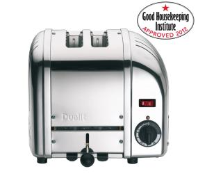 Dualit 20245 Vario 2-Slot Toaster--Good Housekeeping Institute Approved 2012