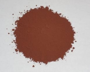 Red Iron Oxide - Fe2O3 - Natural - 5 Pounds
