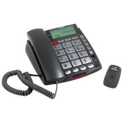 TOPCOM Téléphone filaire Axiss 830 + haut-parleur d'urgence image