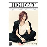 [韓国雑誌]High Cut - Vol.69 (チョン・リョウォン/ K-Popスター /チ・ジニ)