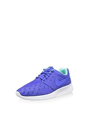 Nike Zapatillas Kaishi Run Print (Azul Índigo / Blanco)