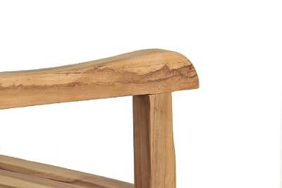SAM® Teak Holz Gartenbank Sitzbank Caracas 3 Sitzer 150 cm von SAM - Gartenmöbel von Du und Dein Garten