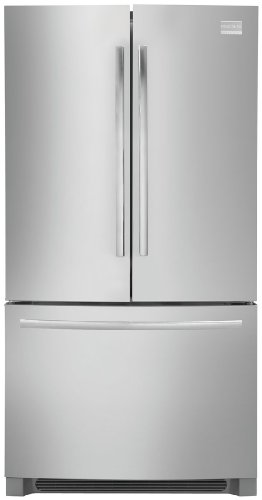Frigidaire FPHG2399PF Professional 22.5 Cu. Ft. Stainless Steel Counter Depth French Door Refrigerator