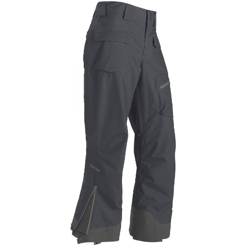 Marmot Herren Ski Hose Mantra, slate grey, L