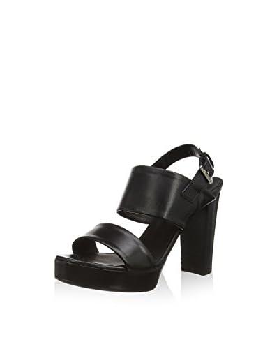 Zapatos peep toe