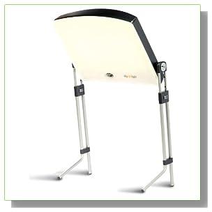 Do You Have Winter Depression - SAD?:Day-Light Classic 10,000 LUX SAD (Seasonal Affective Disorder) Lamp (DL930),Lighting