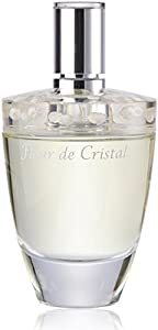 Lalique Fleur De Cristal Eau de Parfum Spray for Women, 3.3 Ounce