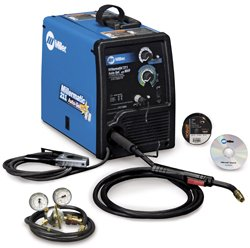 Millermatic 211 230V MIG Welder with Thermal Overload Detection by Miller Electric Mfg Co