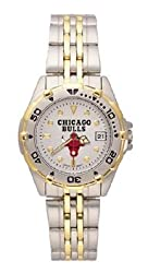 Chicago Bulls All Star Womens Stainless Steel Watch