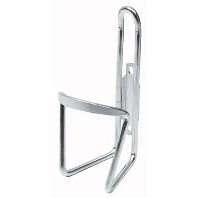 Sunlite Alloy Bicycle Water Bottle Cage, Bulk, Silver