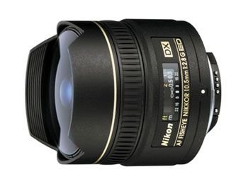 Nikon 10.5mm f/2.8G ED AF DX Fisheye Nikkor Lens | Black Friday Ads 2011 :  dx wide angle digital slr nikon