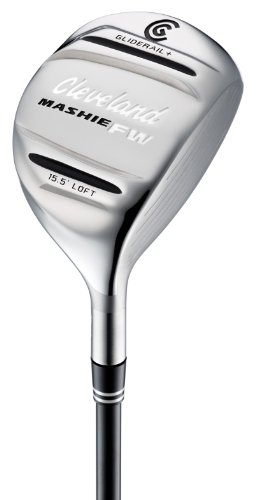 Cleveland Golf Men's Mashie Fairway Wood (Right Hand, Miyazaki C Kua 59, Senior Flex, 15.5 Degrees, #3)
