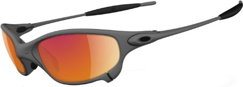 Oakley Juliet Sunglasses X Metal / Ruby Iridium
