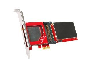 Ceton InfiniTV 4 Digital Cable Quad-tuner Card PCIe