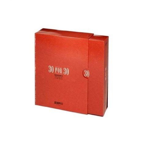 espn 30 for 30 gift set collection season ii volume i presents for dads. Black Bedroom Furniture Sets. Home Design Ideas