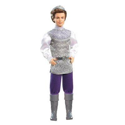 Prince Stefan in Barbie Film Rapunzel