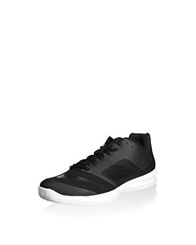 Nike Sneaker Dual Fusion Ballistec Advantage Tennisschuh schwarz