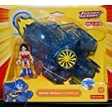 Imaginext, Justice League, Exclusive Wonder Woman and Invisible Jet