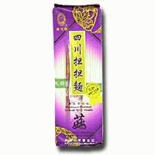 Mushroom Flavor Sichuan Spicy Noodle 5.6oz (Pack of 2)