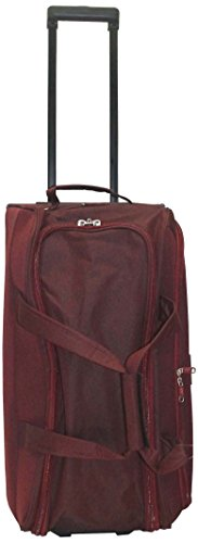 Princeware Princeware Russel Polyester 51 Cms Burgundy Travel Duffle (6960) (Red)