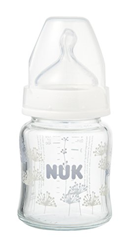 Nuk First Choice - 710401 - Biberon in vetro - 120 ml