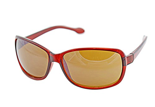 Sonnenbrille Braune Gläser Damensonnenbrille Frauen Sonnenbrille X3