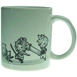Square Enix Theatrhythm Final Fantasy Mug