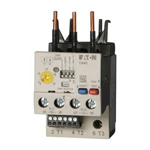 Overload Relay, Electronic, Frame C, 1-5A