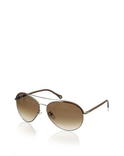 Ermenegildo Zegna Men's SZ3247 Sunglasses, Shiny Rose Gold