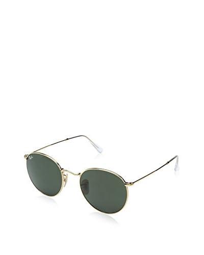 Ray-Ban Sonnenbrille 3447_001 ROUND METAL (53 mm) goldfarben