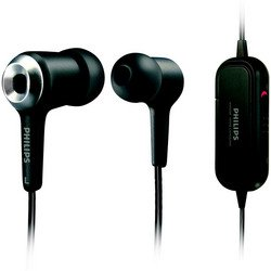 Phillips SHN2500: Active Noise Canceling Earbuds