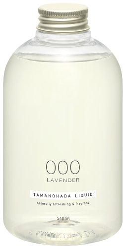 TAMANOHADA LIQUID 000 LAVENDER (Lavender) 540 ml