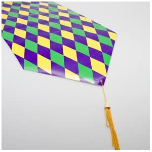 Click to buy Mardi Gras Table Runnerfrom Amazon!