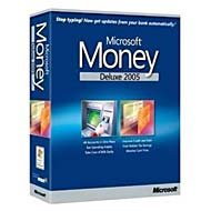 Microsoft Money 2005 Deluxe (Win32 Disk)