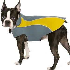 Explorer Nylon Fleece Reflective Dog Coat by Kakadu Pet, 18