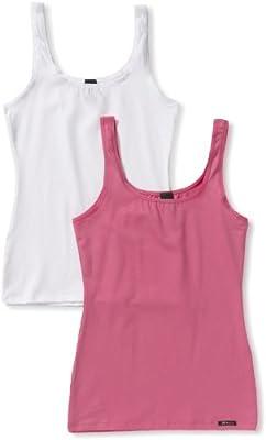 Skiny Damen Unterhemd 2-Er Pack,1147 / Advantage Cotton Women DA. Tank Top DP from Skiny Bodywear GmbH