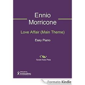Love Affair (Main Theme) Sheet Music