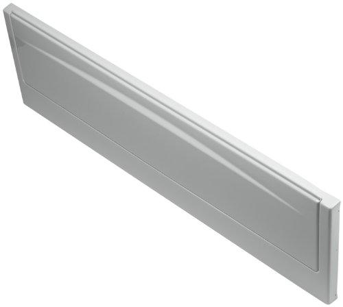 "Kohler K-1278-95 Removable Apron, 5Ft X 18-1/2"", Ice Grey"