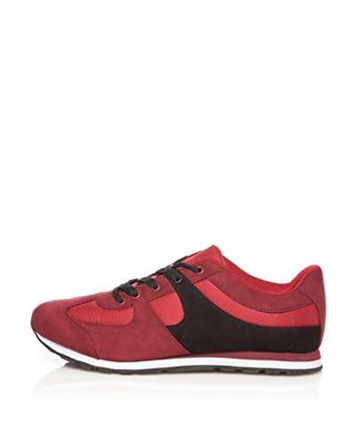 Springfield Zapatillas Cordones Rojo