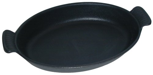 Low Price Black Friday Le Creuset 14-14-Inch Oval Au Gratin Matte ...