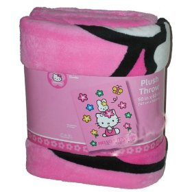 Hello Kitty : Blanket (Pink)