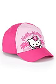Hello Kitty Pure Cotton Baseball Cap