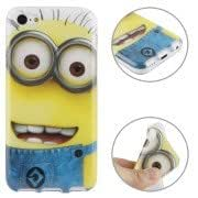 Minions Pattern TPU Case for iPhone 5C