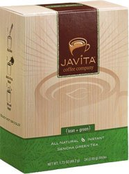 Javita Lean + Green Sencha Green Tea (24 Sticks) - New Product