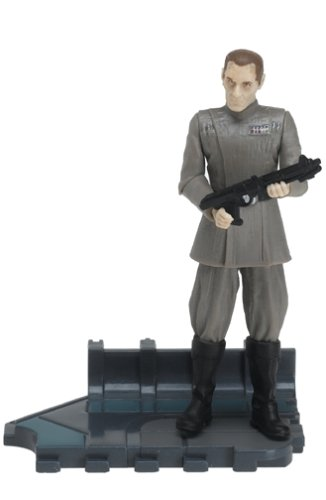 Star Wars, Episode III: Revenge of the Sith, Tarkin Action Figure #45, 3.75 Inches
