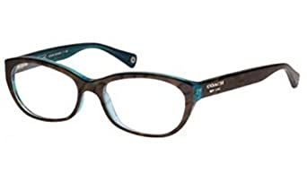 Amazon.com: Eyeglasses Coach 0HC6041 5116 DARK TORTOISE ...