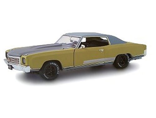 1970 Chevy Monte Carlo Fast and Furious 3 Tokyo Drift diecast model car 1:18