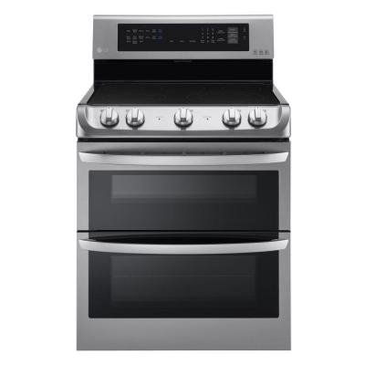 LG-LDE4413ST-30-Stainless-Steel-Electric-Smoothtop-Double-Oven-Range