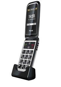 T�l�phone GSM EMPORIA TELME FLIP F210 BLANC