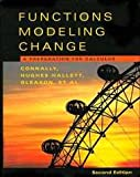 Functions Modeling Change, Textbook and Student Study Guide: A Preparation for Calculus